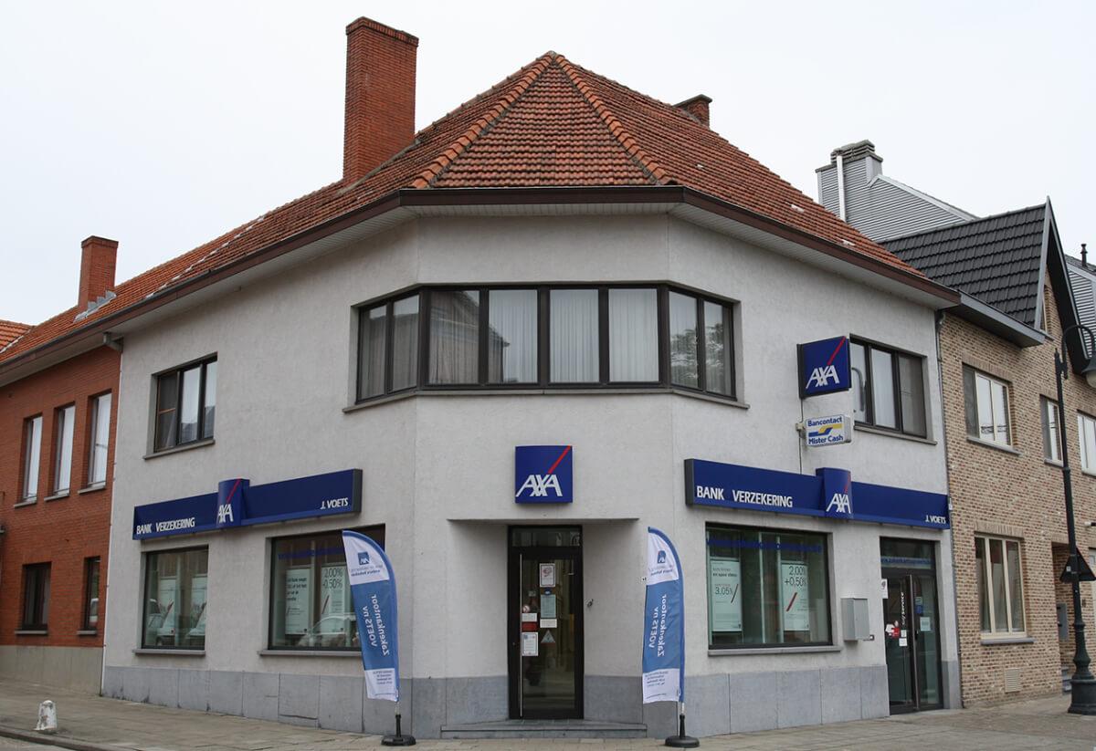 Kantoor Diepenbeek varkensmarkt