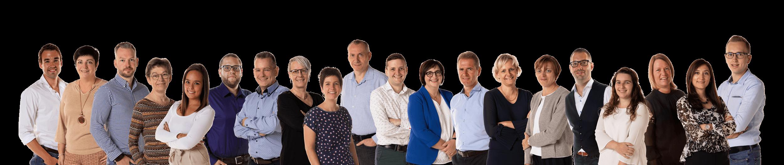 Voets - Wysmans Team - familie